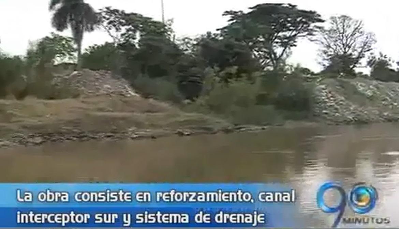 Millonaria financiación para el jarillón del río Cauca