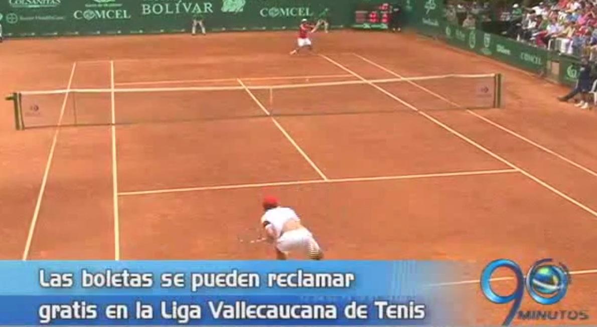 Cali se alista para recibir las mejores raquetas en Seguros Bolívar Open