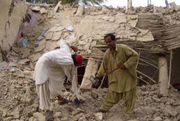 Terremoto en Pakistán uno de los más mortíferos de la historia