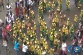 Se iniciaron las fiestas de San Pacho en la capital chocoana