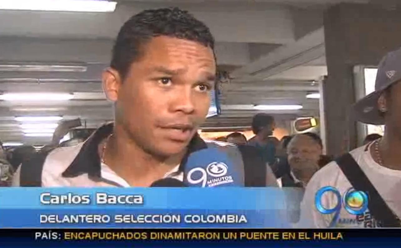 90 Minutos acompaña a la Selección Colombia en Barranquilla