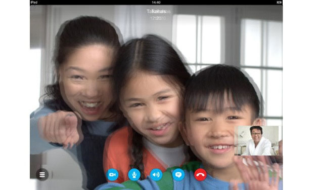 Skype trabaja para tener videollamadas en 3D