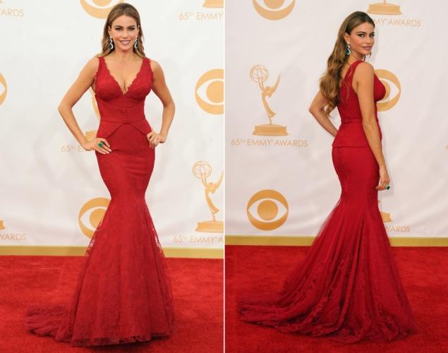Emmy Awards 2013: Sofía Vergara no logró llevarse la estatuilla