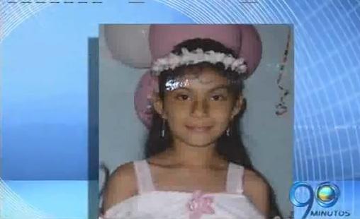 Un año sin rastro de la menor Jackeline Velasco