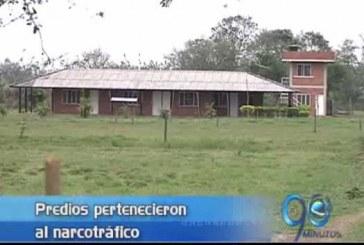 Desplazados recibieron tierras de hacienda en extinción de dominio