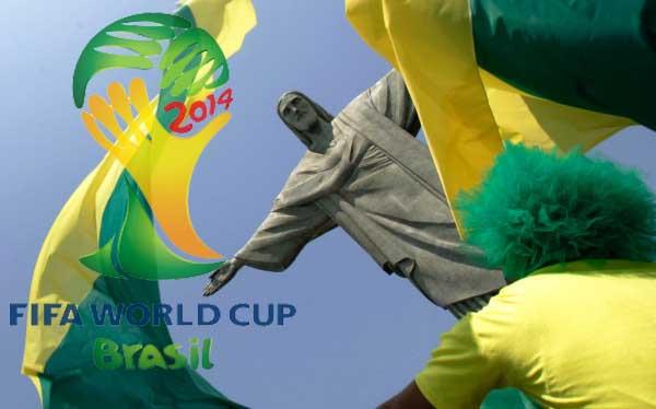 Estas son las 21 selecciones clasificadas al Mundial de Brasil 2014
