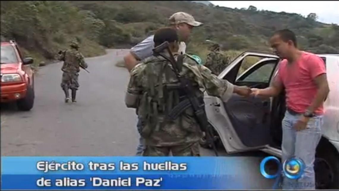 Ejército intensifica operativos en el norte del Cauca