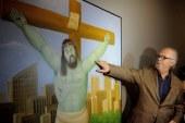 Viacrucis, la pasión de Cristo de Botero expuesta en Cali