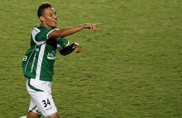 Brayan Perea, exDeportivo Cali, nominado a mejor jugador en Europa