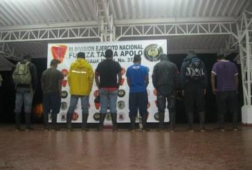 Golpe del ejército contra la Farc en el Cauca