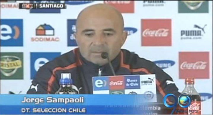 Técnico de Chile asegura que saldrá a ganar en Barranquilla