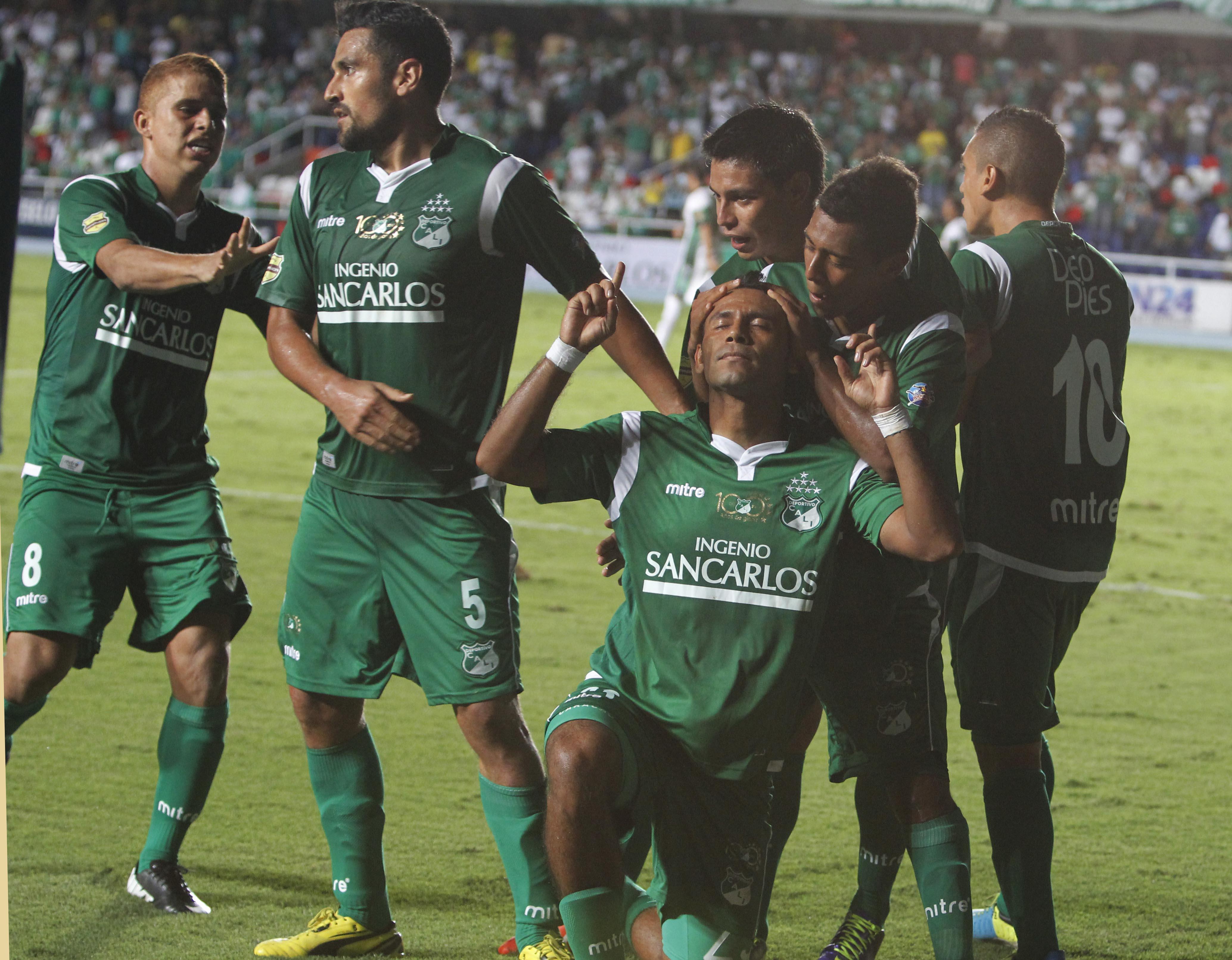El Deportivo Cali se metió en la pelea final ahora ya sueña con el titulo