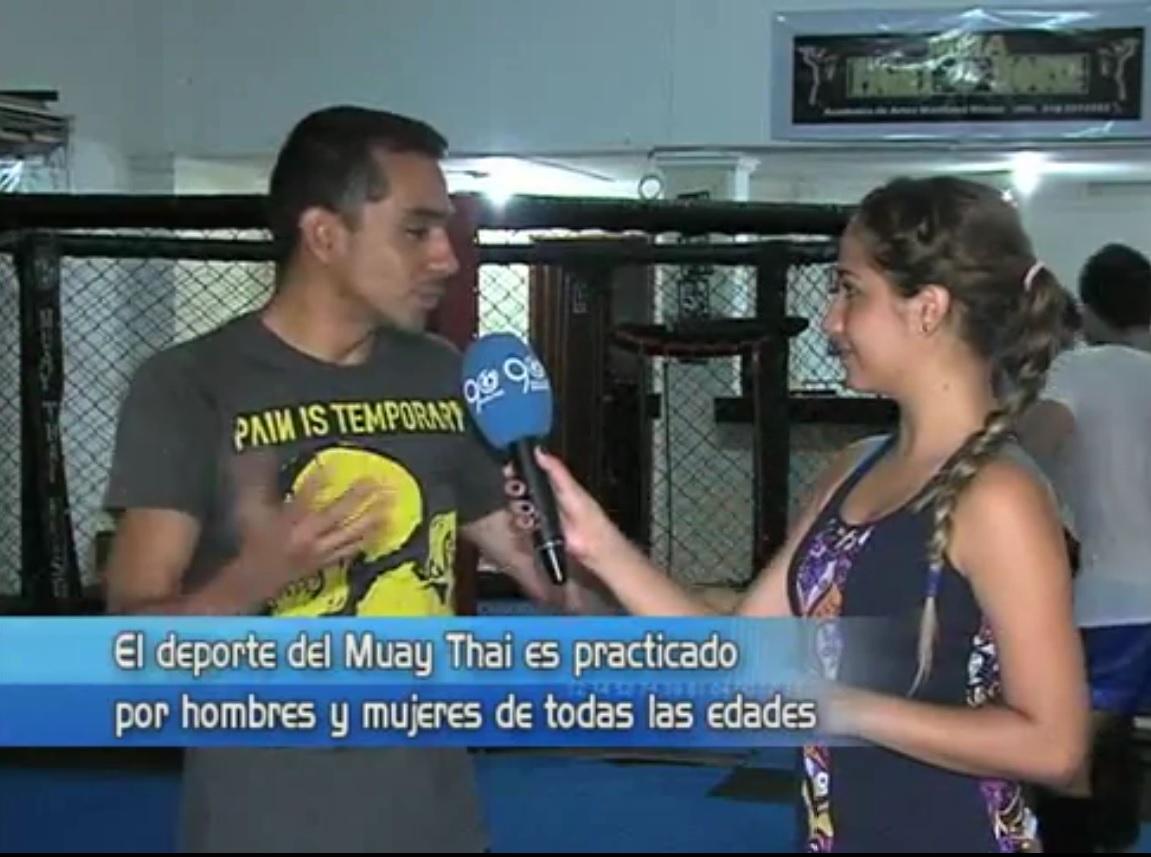 Tendencia en Cali: Muay Thai para el cuerpo y el carácter
