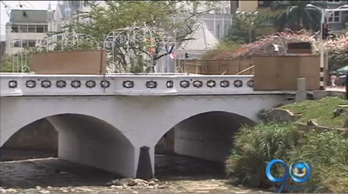 Obras del Puente Ortiz están retrasadas