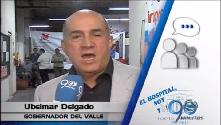 El Gobernador del Valle apoya la campaña 'El Hospital Soy Yo'