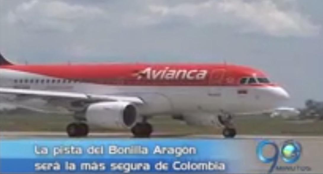 Aeropuertos del Valle, remodelados por la Aeronáutica