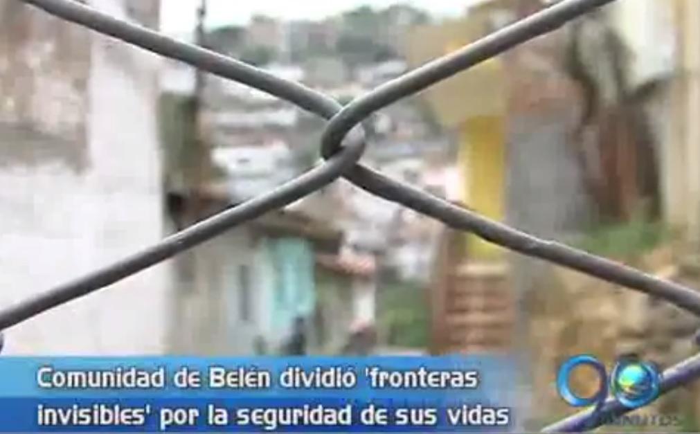 Comunidad del barrio Belen de Cali le puso rejas a sus calles