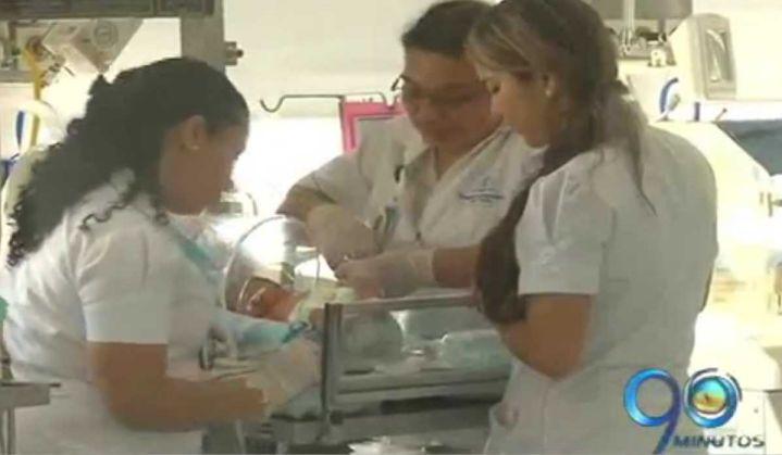 Cuerpo de bebé fallecido en el HUV no ha sido reclamado