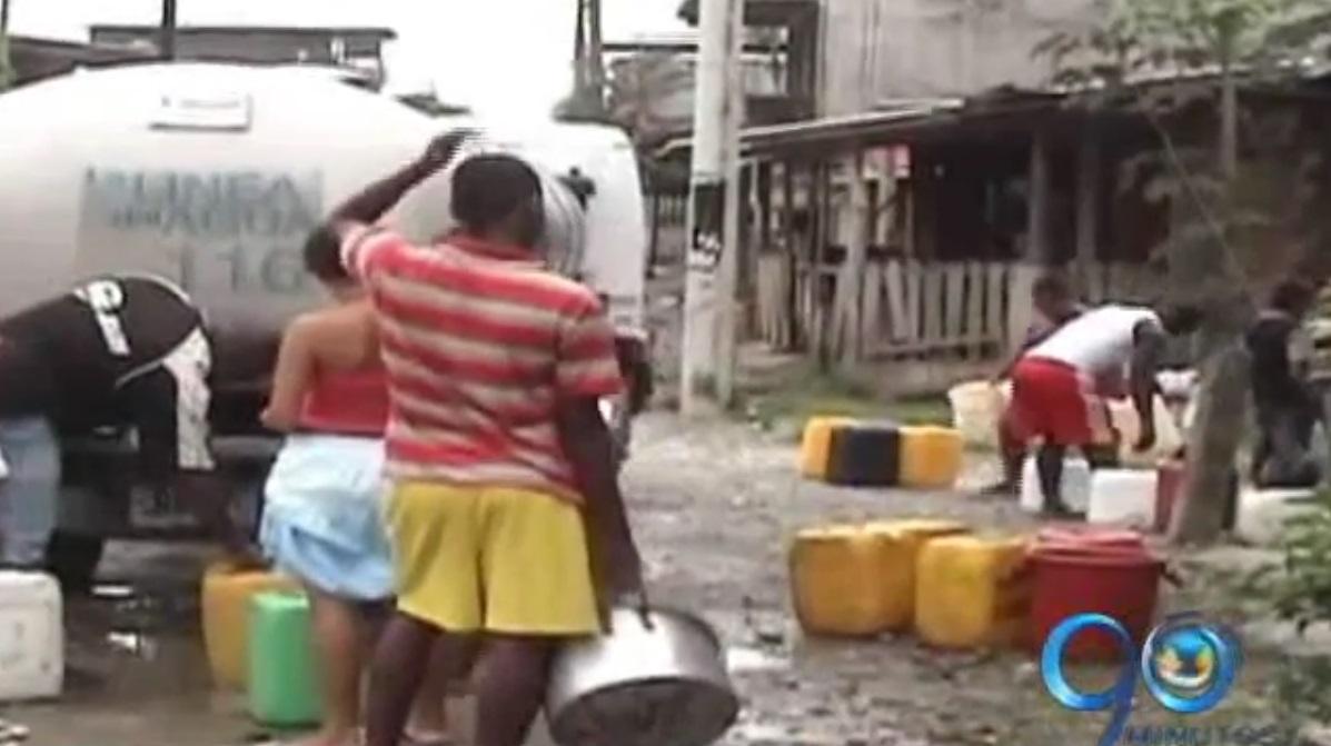 Suspenden servicio de acueducto en Buenaventura por fuertes lluvias