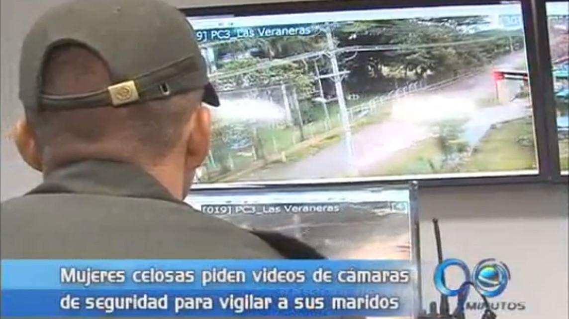 Jamundeñas reclaman acceso a cámaras de seguridad