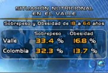 """Epidemia"" de obesidad ataca a los vallecaucanos"