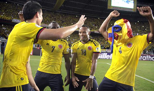 Lista convocatoria de Selección Colombia para últimas eliminatorias
