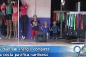 Comerciantes de la costa pacífica de Nariño reportan millonarias pérdidas