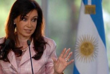 Presidenta de Argentina será operada debido a trumatismo