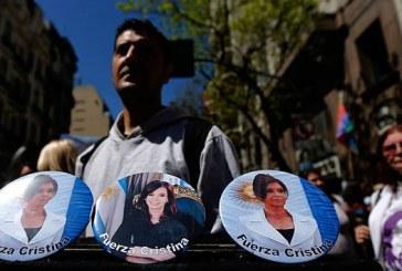 La mandataria Cristina Fernández se recupera tras cirugia