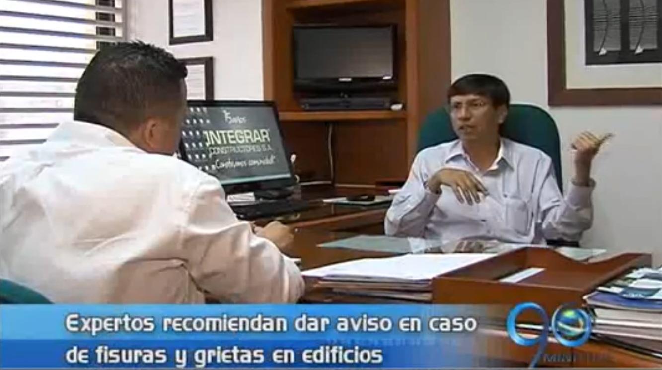 Desplome de edificio en Medellín prende las alarmas en Cali