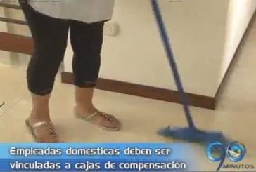 Gobierno oficializó decreto sobre contratación de las empleadas domésticas
