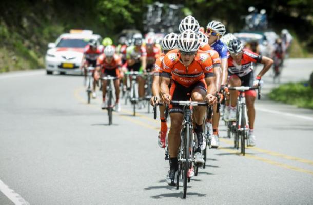 La Portada al mar recibió la octava etapa del Clásico RCN de ciclismo