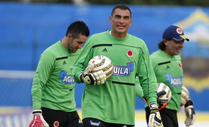 Con 3 jugadores la Selección Colombia inicia su proceso en Barranquilla