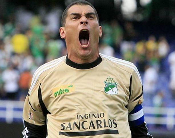 Faryd Mondragón podría salir del Deportivo Cali al final de la temporada