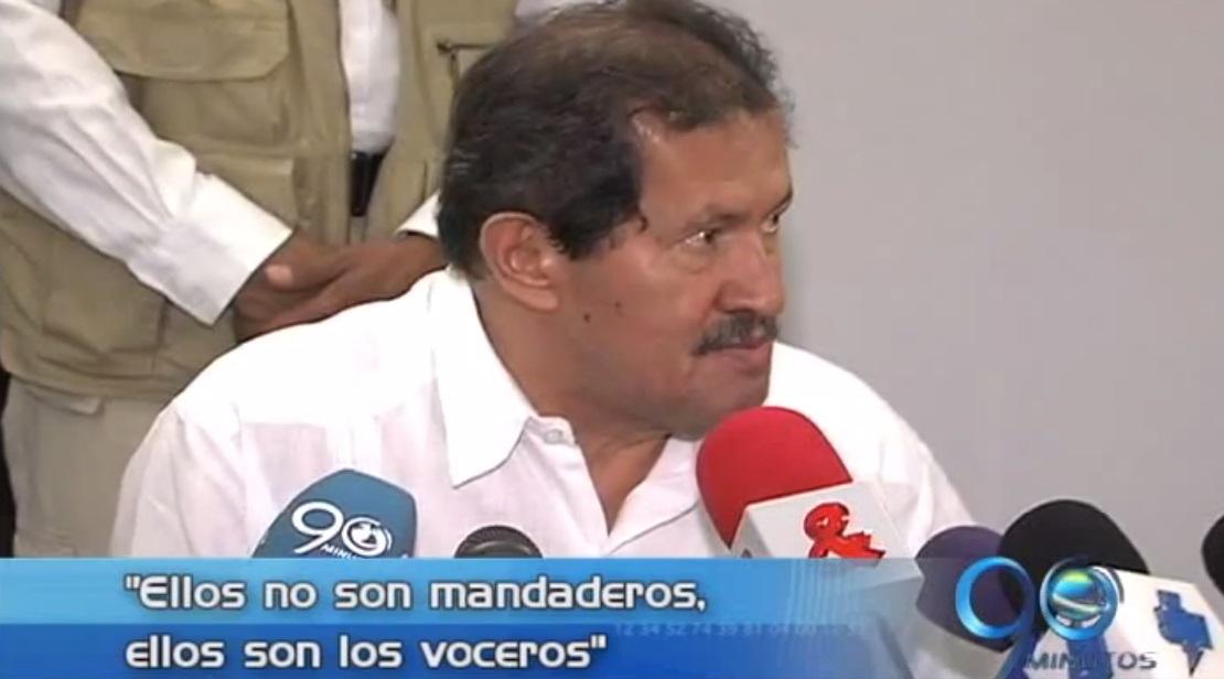 Vicepresidente Garzón presente en congreso de Universidades por la Paz