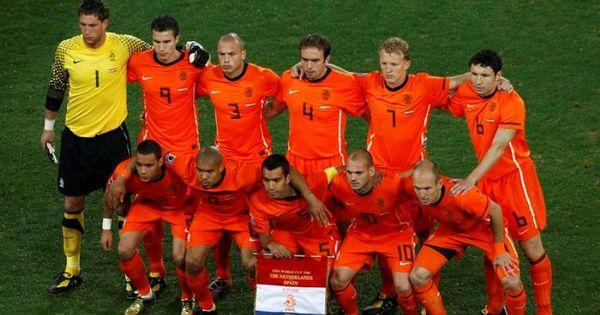 Holanda tiene listo el equipo que enfrentará a Colombia en noviembre