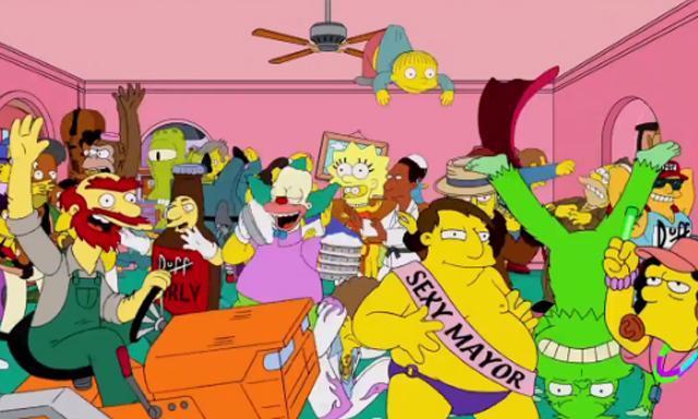 Los Simpson perderá un personaje en la nueva temporada