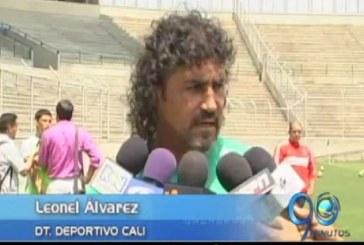 """""""Deportivo Cali saldrá a ganar, no somos jueces de nadie"""": D.T. Álvarez"""