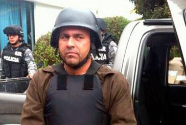 Capturado alias 'Megateo' presunto homicida de Carlos Castaño