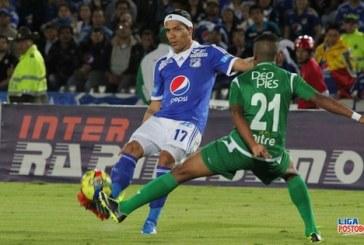 Deportivo Cali cayó en su visita a Bogotá frente a Millonarios