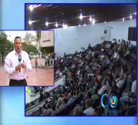 Audiencia pública por el MÍO en el Concejo de Cali