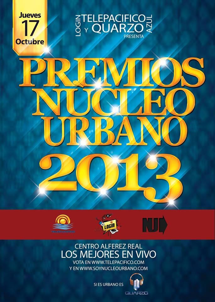 Los Premios Núcleo Urbano se tomaron la ciudad de Cali