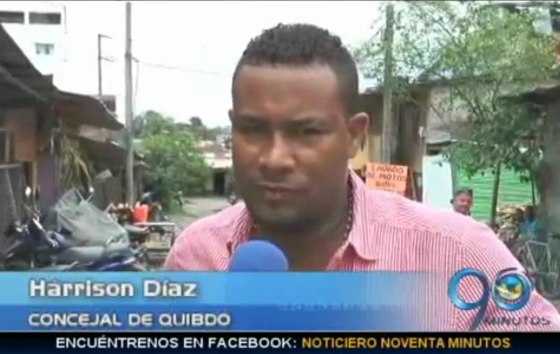 Daño en alcantarillado de Quibdó está generando problemas de salud