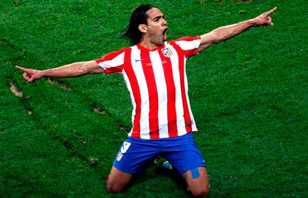 Radamel Falcao García es uno de los nominados al balón de oro de la FIFA
