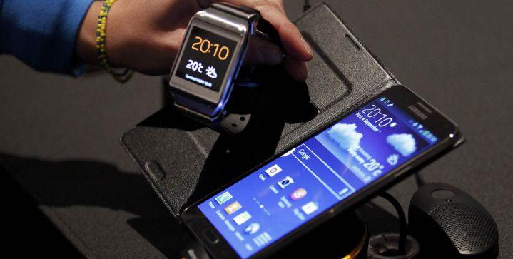 A punto de llegar a Colombia el reloj digital de Samsung