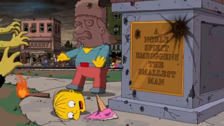 Halloween en Los Simpsons con el sello de Guillermo del Toro