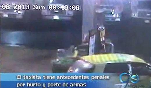 Capturado taxista sindicado de robo al profesor desaparecido de Univalle