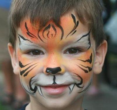 Halloween: consejos de maquillaje para los niños
