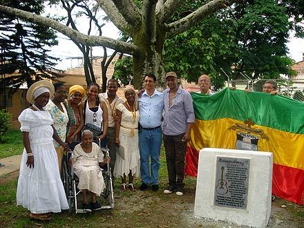 Falleció la viuda del maestro Petronio Álvarez
