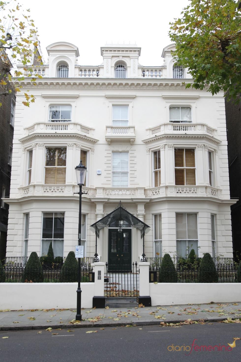 Los Beckham compraron costosa Mansión en Londres